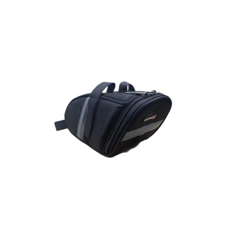 Çanta Sele Altı Siyah Gri