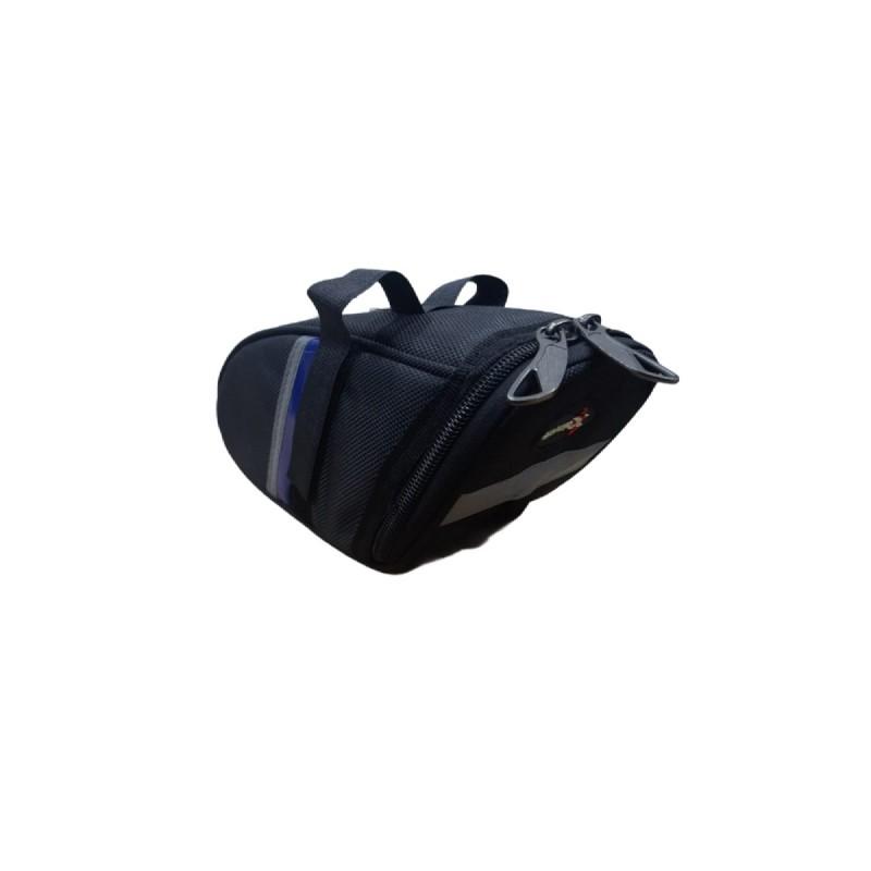 Çanta Sele Altı Siyah Mavi