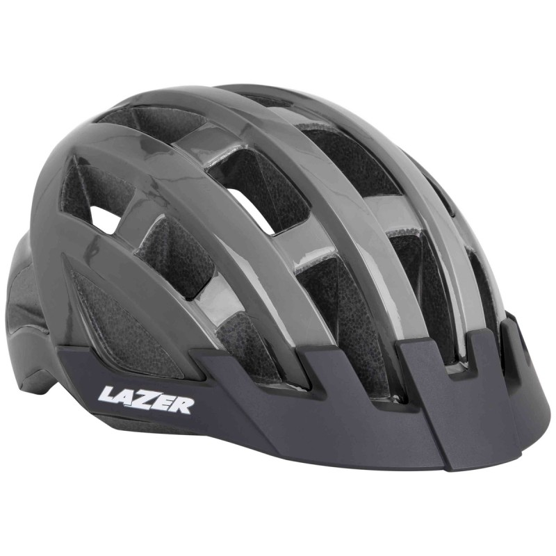 Kask Lazer Compact CE-CPSC Titanyum