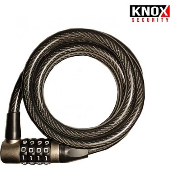 Halat Kilit Şifreli Knox 6007