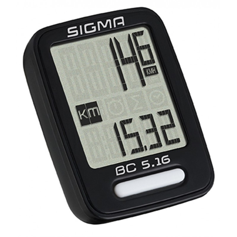 Kilometre Saati Kablolu Sigma Bc 5.16
