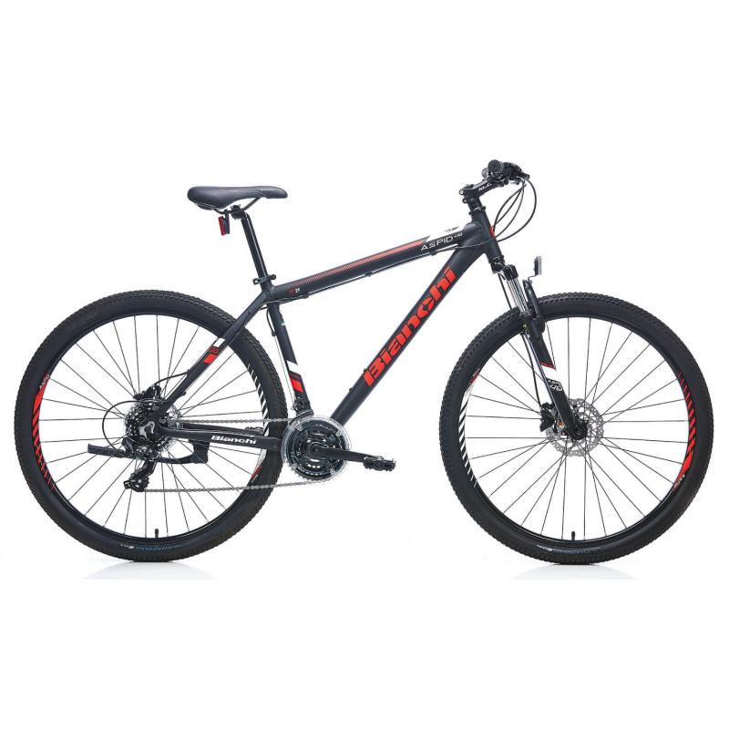 Bianchi Aspid 49 29 Hd Dağ Bisikleti (Mat Siyah M...