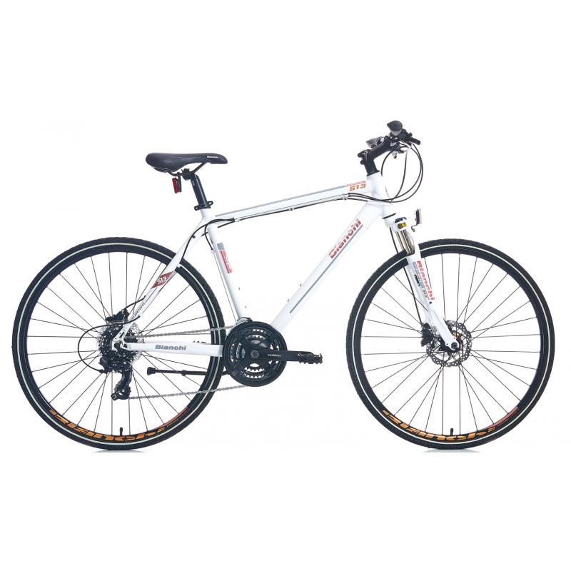 Bianchi Touring 513 28 Hd Şehir Bisikleti (Altın...