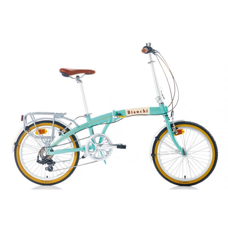 Bianchi Vintage VN Katlanır Bisikleti 20 Jant (Ce...