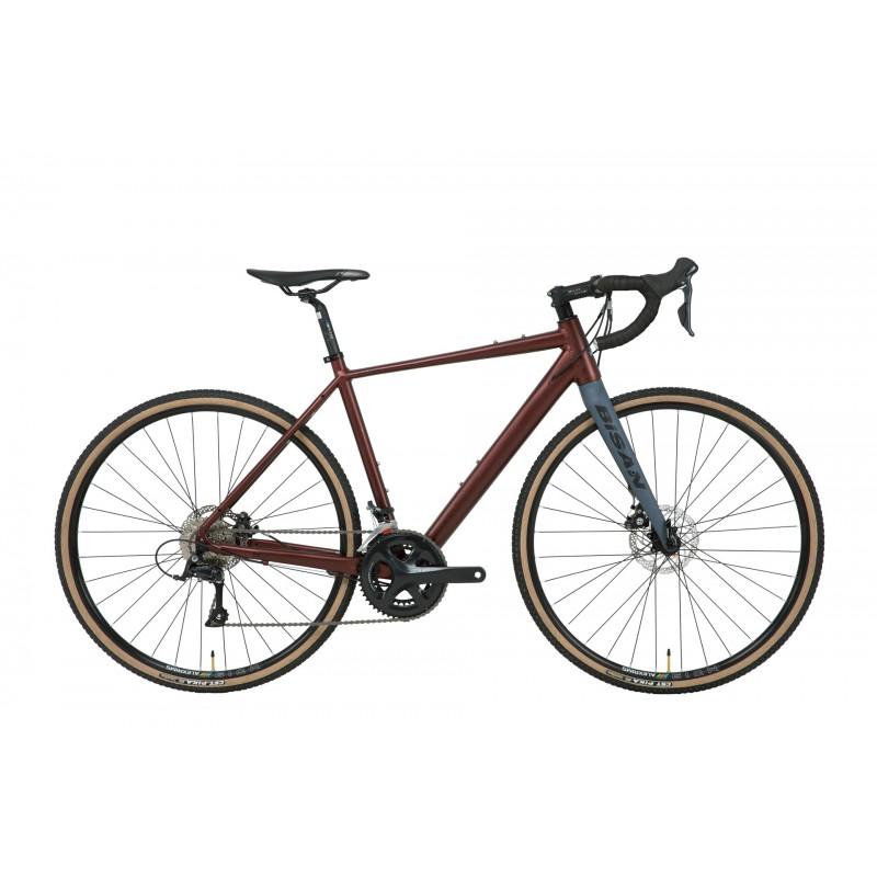 Bisan All Trail Eco 28 Md Gravel Bisiklet Sora (Ye...