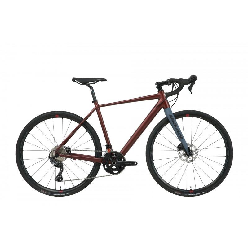 Bisan All Trail Eco 28 Md Gravel Bisiklet Sora (Ka...