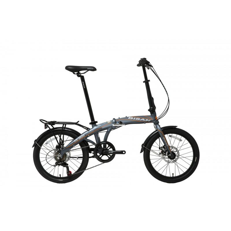 Bisan Fx 3600 Katlanır Bisiklet 20 Jant Altus