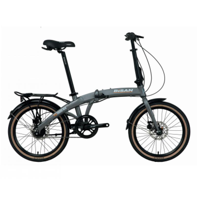 Bisan Fx 3600 Katlanır Bisiklet 20 Jant Nx7