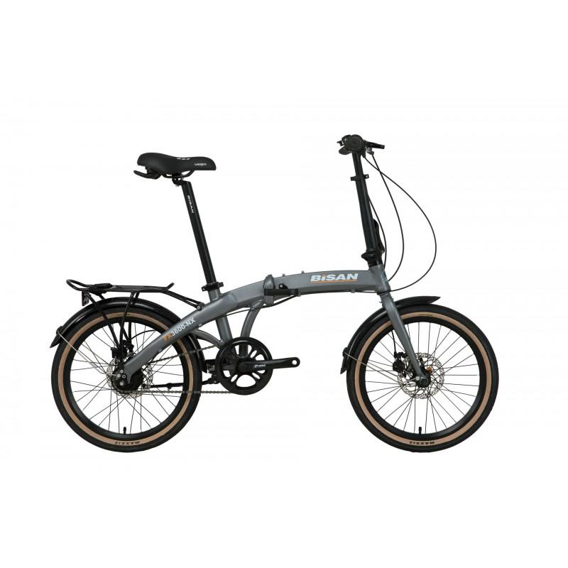 Bisan Fx 3600 20 Md Katlanır Bisiklet Nx7