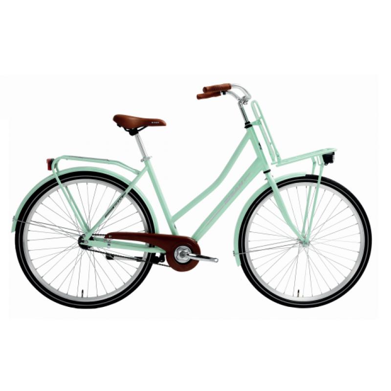 Bisan Handy C Şehir Bisikleti 28 Jant (Yeşil-Siy...