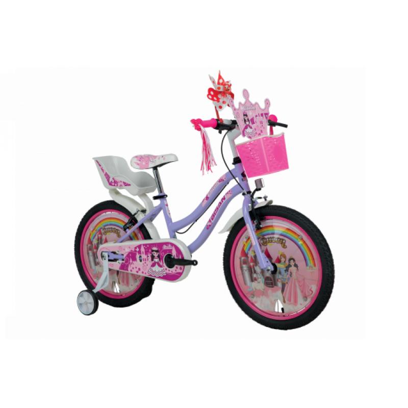 Bisan Kds 2300 Queen Çocuk Bisikleti 20 Jant (Ye�...
