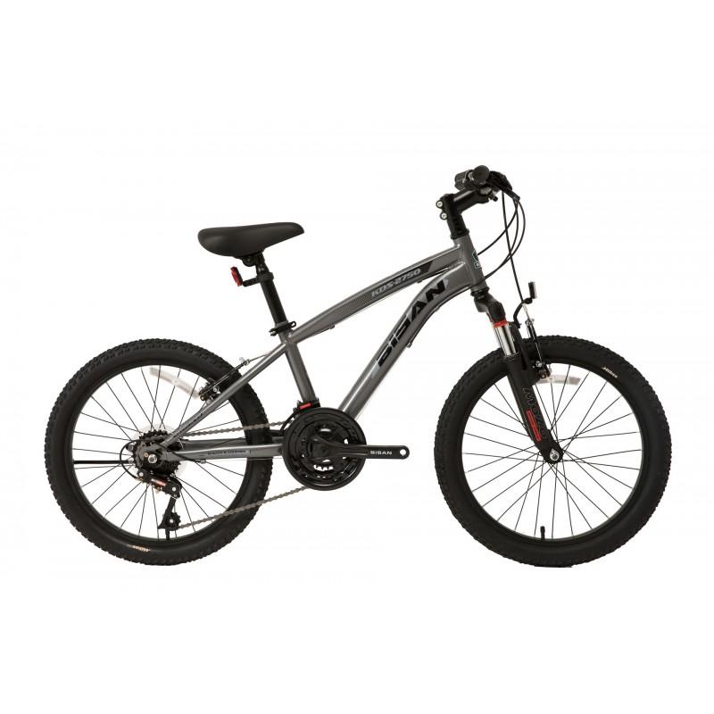 Bisan Kds 2750 20 V Çocuk Bisikleti (Siyah Beyaz)