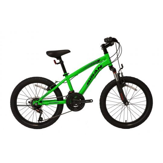 Bisan Kds 2750 20 V Çocuk Bisikleti (Siyah-Beyaz)