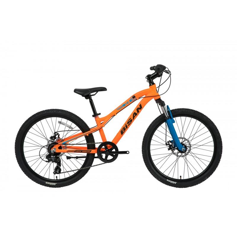 Bisan Kdx 2800 24 V Dağ Bisikleti (Mavi Siyah)