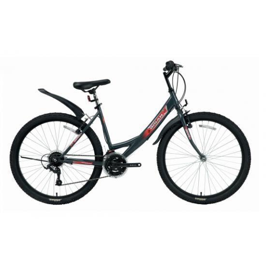 Bisan Mts 4100 Sentiero Dağ Bisikleti 26 Jant (Siyah-Sarı)