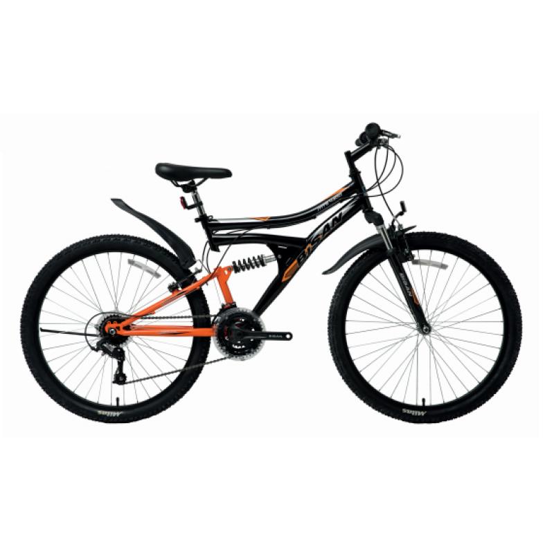 Bisan Mts 4300 Dağ Bisikleti 24 Jant