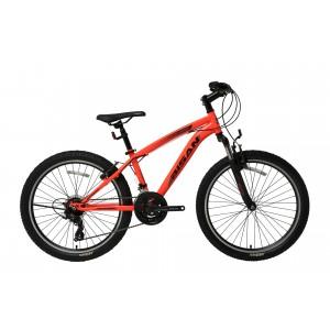 Bisan Mts 4600 24 V Dağ Bisikleti (Neon Sarı-Siy...