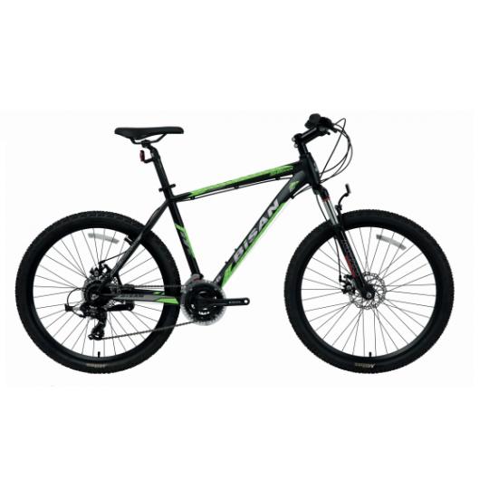 Bisan Mtx 7050 Hd Dağ Bisikleti 29 Jant (Siyah Turuncu)