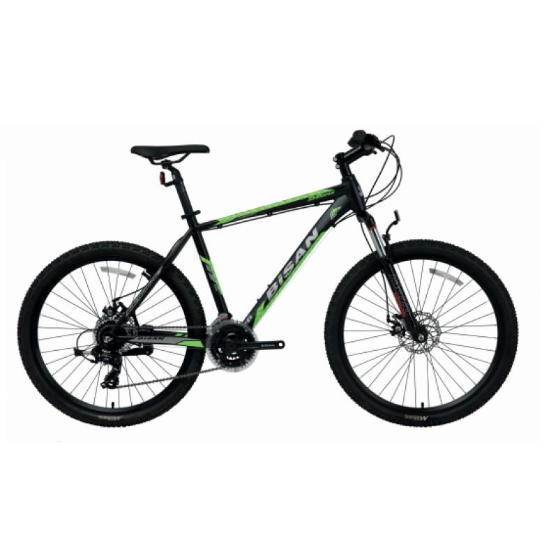Bisan Mtx 7050 Dağ Bisikleti 27.5 Jant Hd (Siyah-...