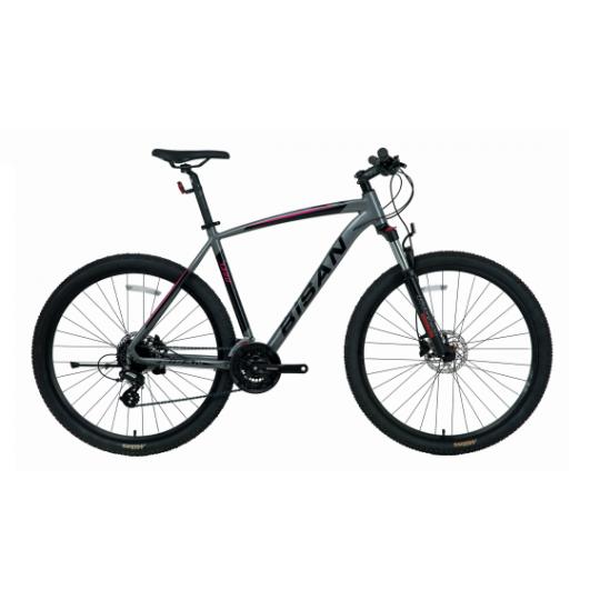Bisan Mtx 7300 Dağ Bisikleti 27.5 Jant Hd (Siyah-Mavi)