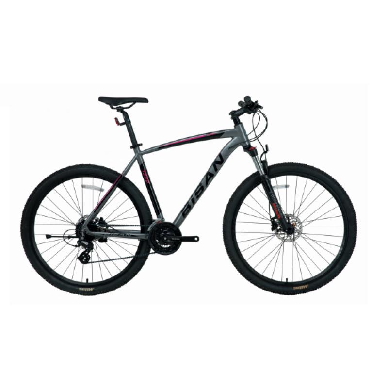 Bisan Mtx 7300 Dağ Bisikleti 27.5 Jant Hd (Siyah-...