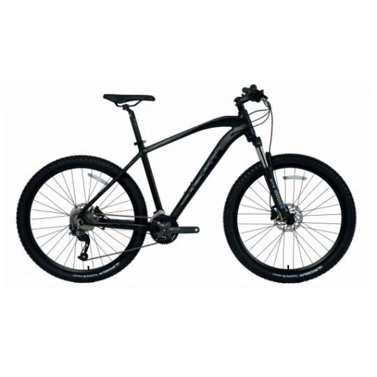 Bisan Mtx 7400 Dağ Bisikleti 27.5 Jant Hd (Siyah-Siyah)