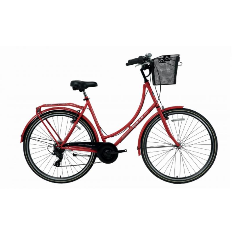 Bisan Paradise S Şehir Bisikleti 28 Jant (Kırmı...