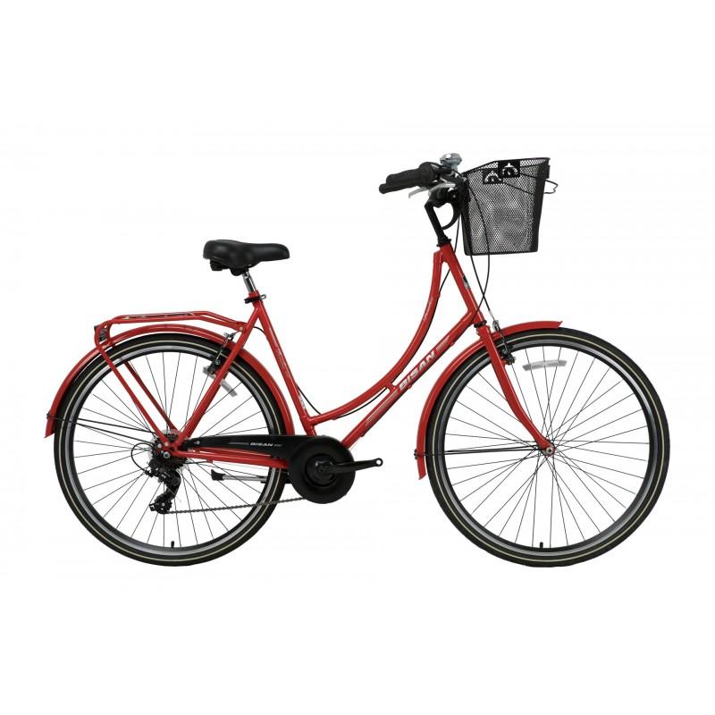 Bisan Paradise S 28 V Şehir Bisikleti (Kırmızı...