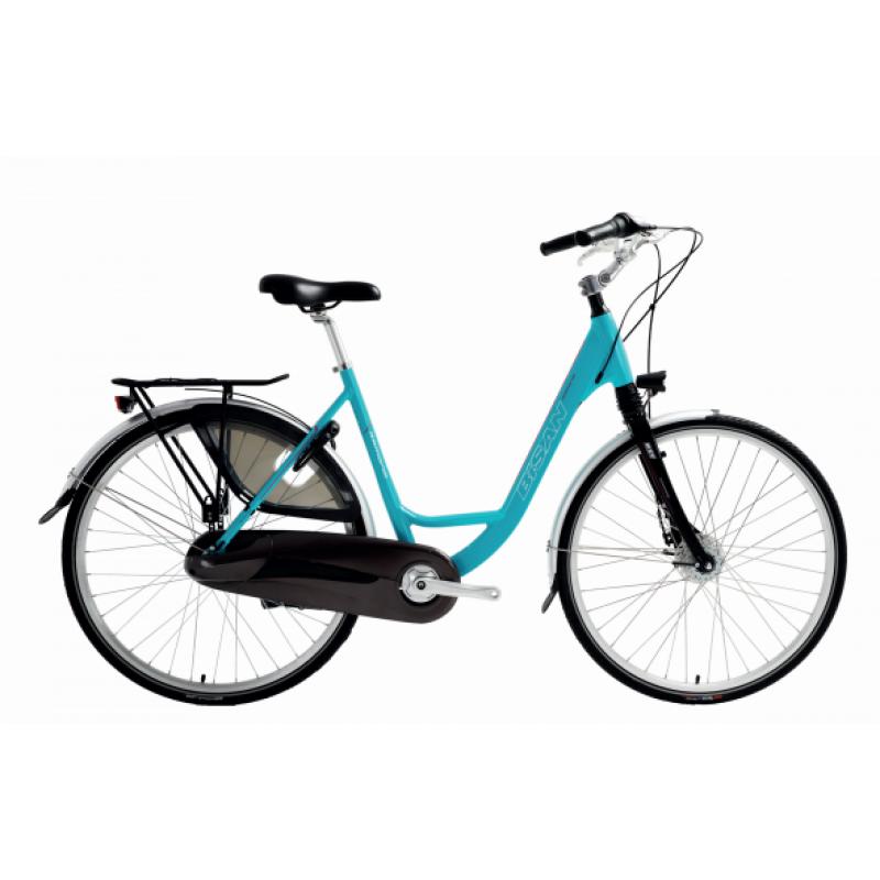 Bisan Ramona Şehir Bisikleti 28 Jant (Turkuaz-Pem...