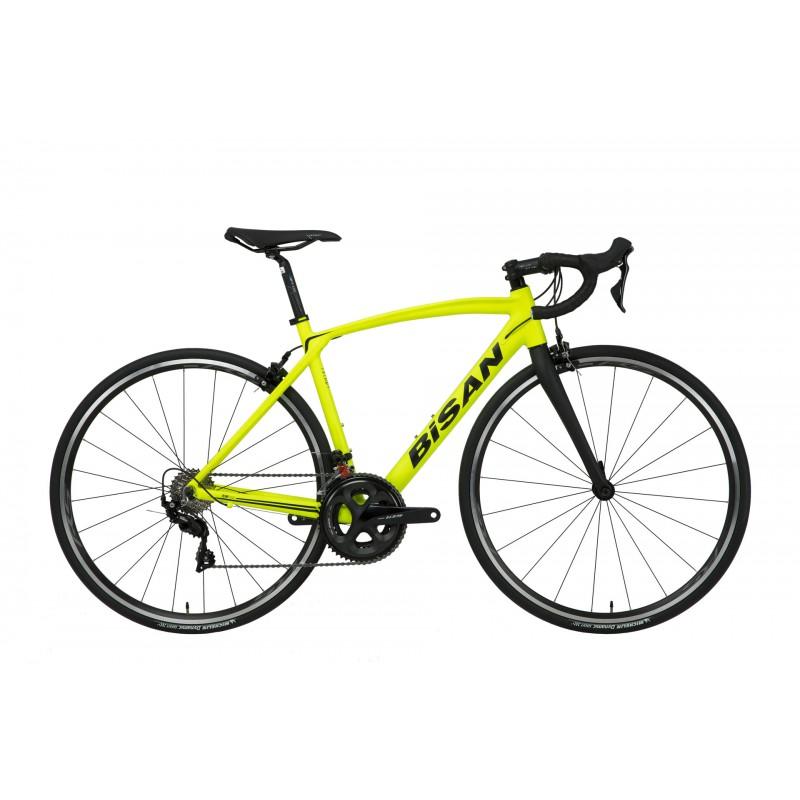 Bisan Rx 9500 28 V Yarış Bisikleti 105 Set (Yeş...