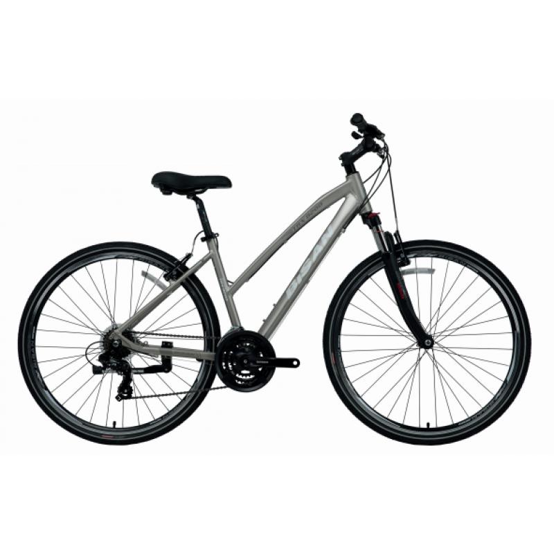 Bisan Trx 8200 Trekking Bisiklet 28 Jant (Rose-Pem...