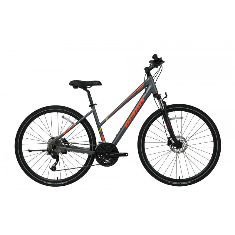 Bisan Trx 8300 28 Hd Trekking Bisiklet Altus (Mat ...