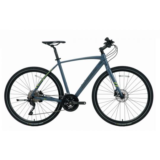 Bisan Trx 8600 28 Hd Trekking Bisiklet Altus (Gri-Yeşil)