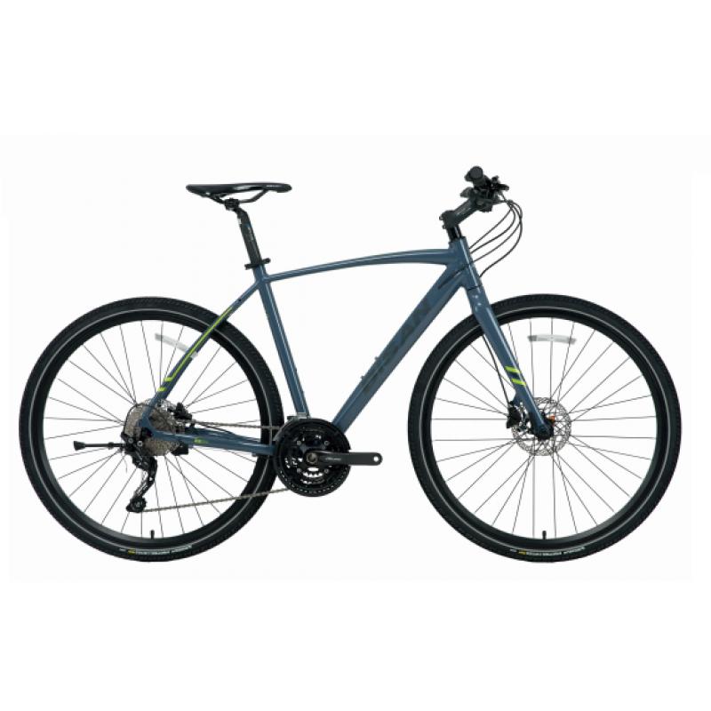 Bisan Trx 8600 28 Hd Trekking Bisiklet Altus (Gri-...