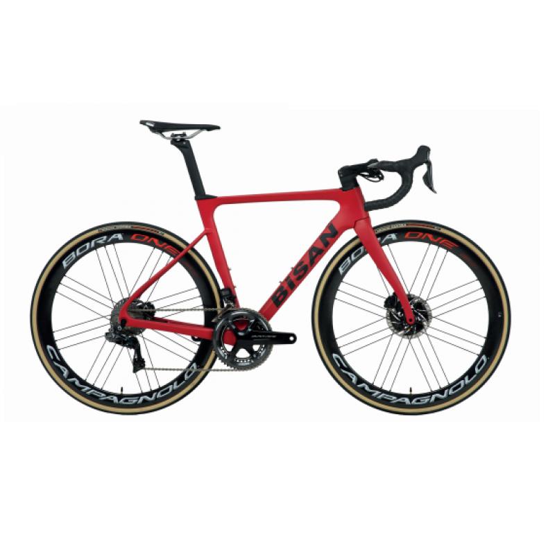 Bisan Unique Yarış Bisikleti Ultegra-Di2