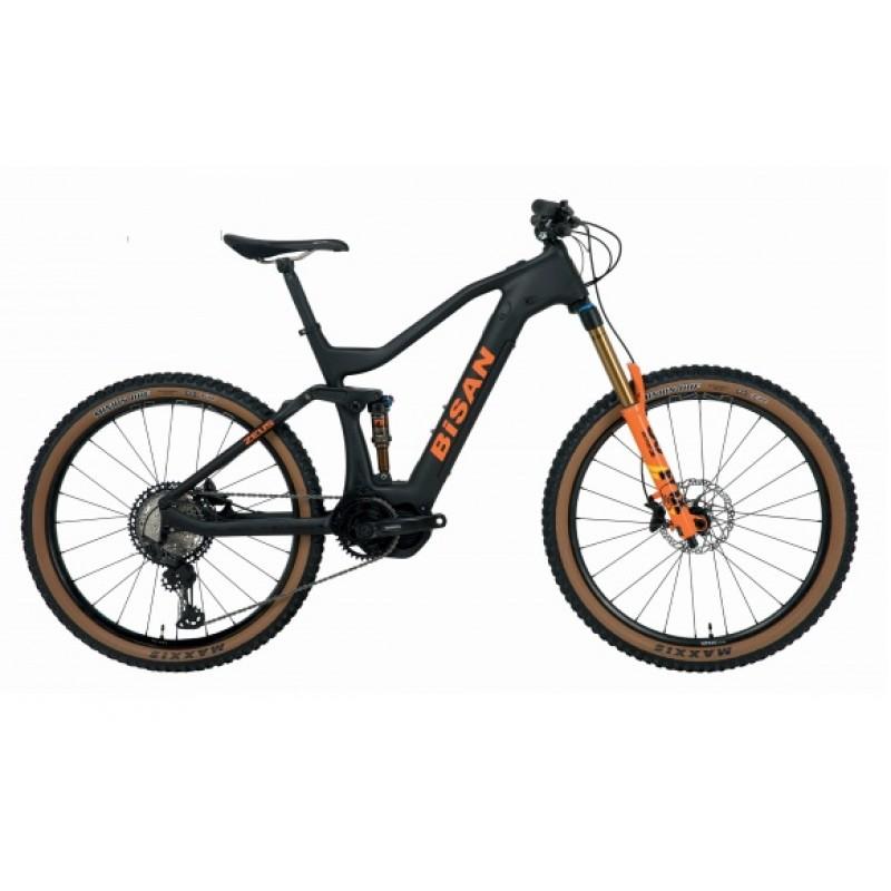 Bisan Zeus Elektrikli Dağ Bisikleti Enduro XT