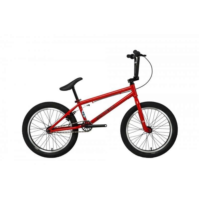Bisan Zoid Bmx Bisiklet (Kırmızı-Siyah)