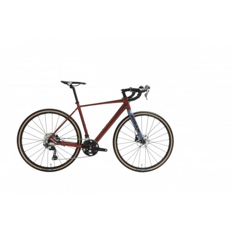 Bisan All Trail Eco Gravel Yol Bisikleti (Kahveren...