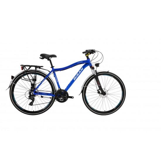 Bisan Ctx 6400 Şehir Bisikleti 28 Jant (Lacivert-Mavi)
