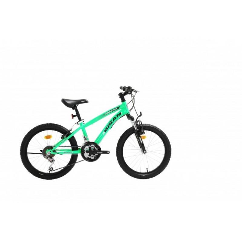 Bisan Kds 2750 20 Çocuk Bisikleti (Mavi-Siyah)