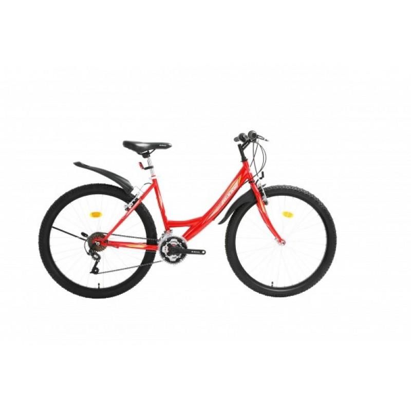 Bisan Mts 4100 Sentiero Dağ Bisikleti 26 Jant (Siyah-Turuncu)