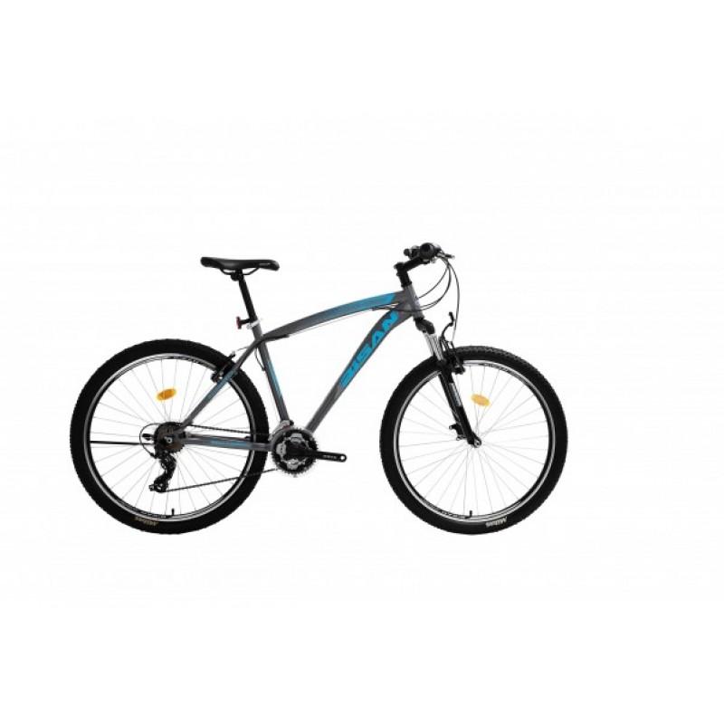 Bisan Mts 4600 Dağ Bisikleti 26 Jant (Beyaz Siyah)