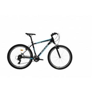 Bisan Mtx 7050 Dağ Bisikleti 26 Jant (Siyah Turun...