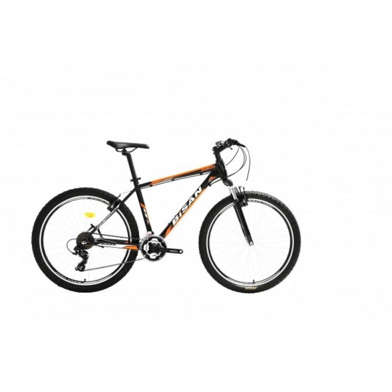 Bisan Mtx 7050 Dağ Bisikleti 26 Jant (Siyah Turuncu)