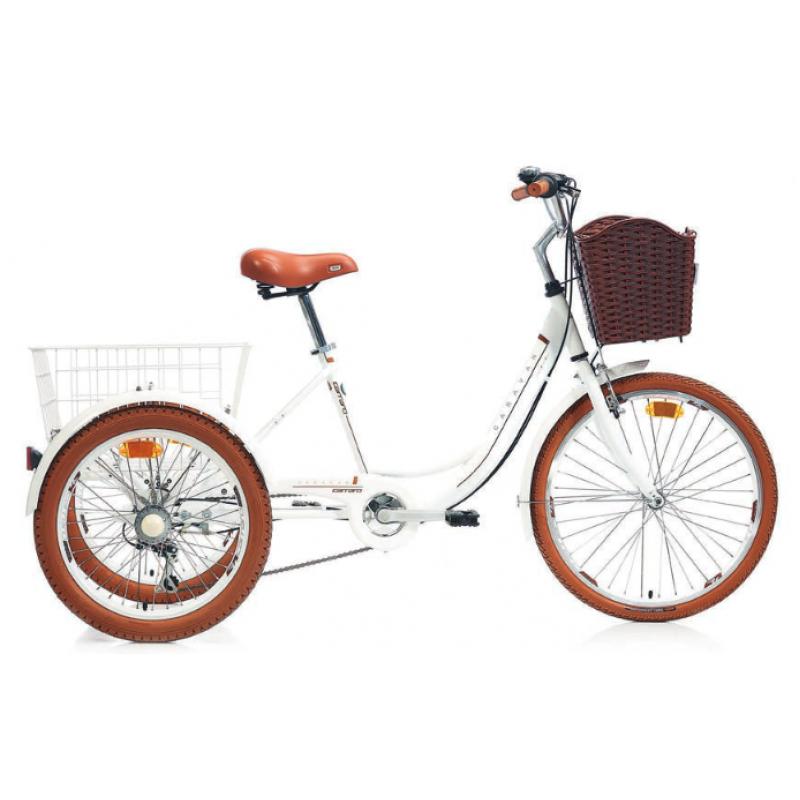 Carraro Caravan 20 V Kargo Bisikleti