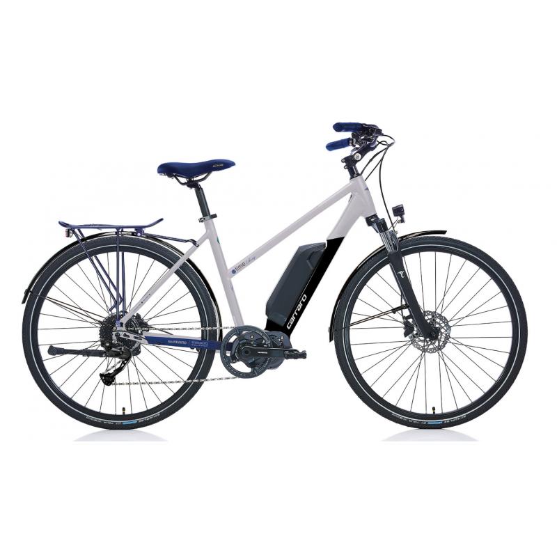 Carraro E-Time Venüs 28 Hd Elektrikli Bisiklet (M...