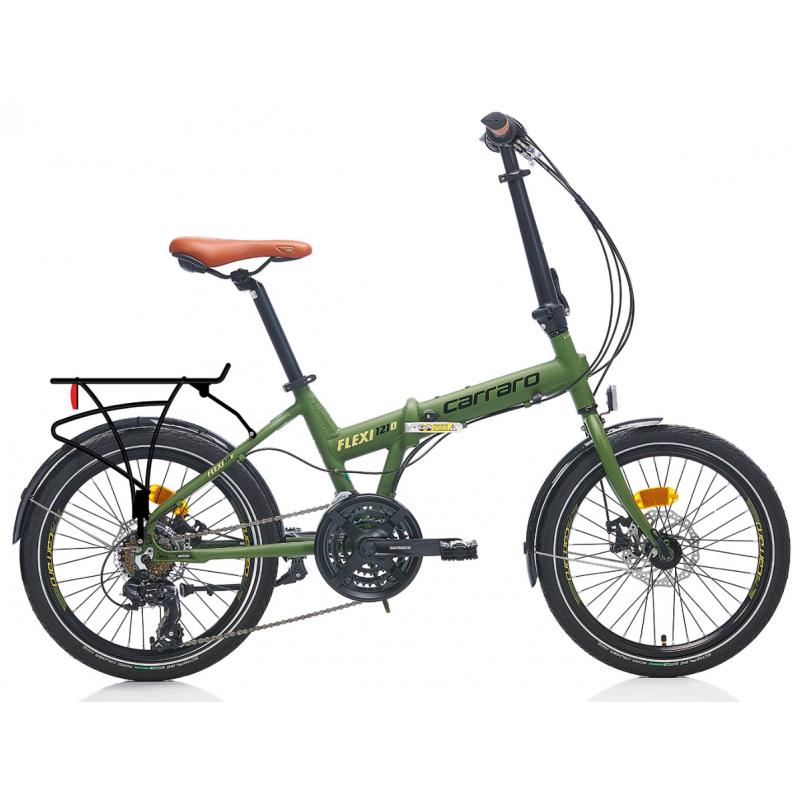 Carraro Flexi 121D 20 Md Katlanır Bisiklet