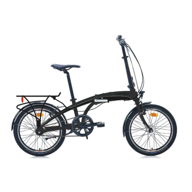 Carraro Flexi Nero 20 V Katlanır Bisiklet