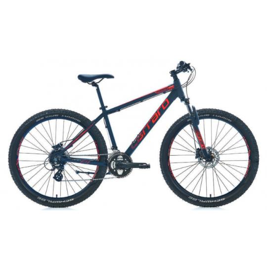 Carraro Force 750 27.5 Hd Dağ Bisikleti (Mat Siyah-Kırmızı-Gümüş)