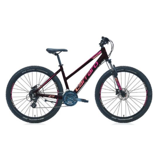 Carraro Force 751 27.5 Hd Dağ Bisikleti (Mat Cami Mavi Turuncu)